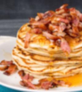 Maple & Bacon Pancakes