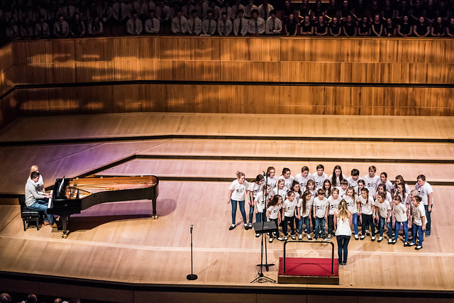 Very proud of our youngsters reaching the Barnardos National Choir Finals 2016. We had a great day performing at Londons Royal Festival Hall.