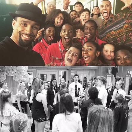 Working with Diversity on BGT!