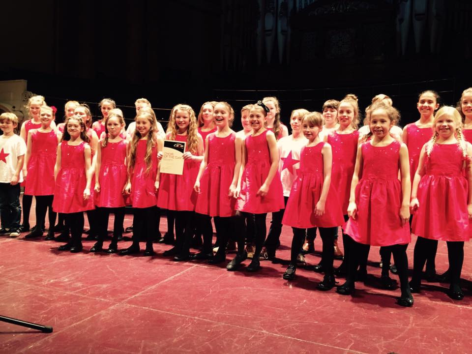 We are through to the National Selection round of Choir Of the Year 2016. Perfect Pitch also won 'Outstanding Choir Of The Day' at Leeds town hall for their performance. WELL DONE x