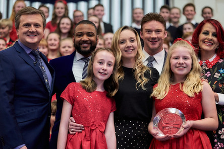 Winners - BBC Young Choir Of The Year 2019
