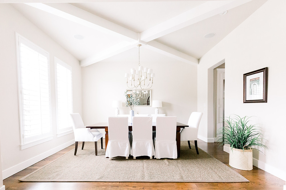 Dining room design by Laura Design and Co, Dallas based interior designer