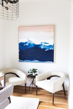 Office design by Laura Design and Co, Dallas interior designer