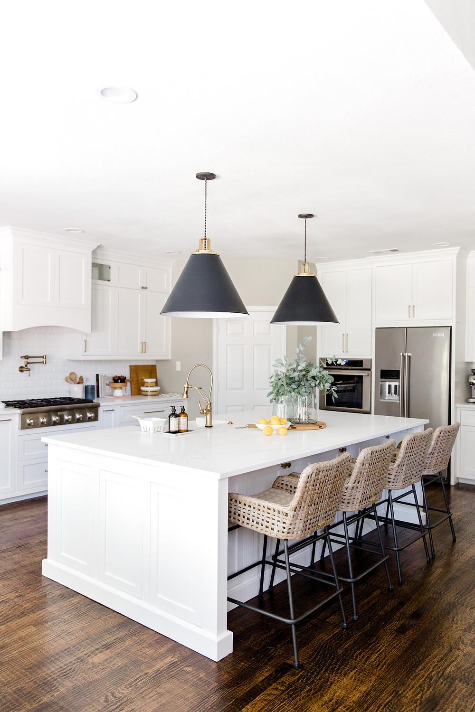 Kitchen design by Laura Design & Co, Dallas interior designer
