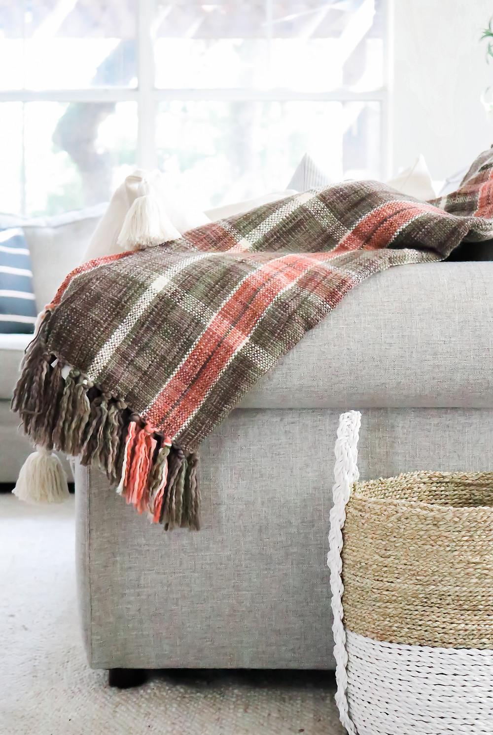 living room design by Laura Design and Co, Flower Mound TX based interior designer
