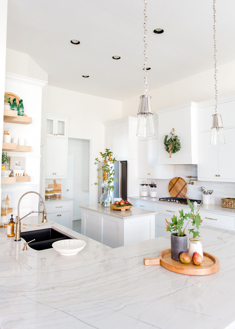 Kitchen design by Laura Design & Co, Dallas interior designer