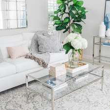 Living Room Design by Laura Design and Co
