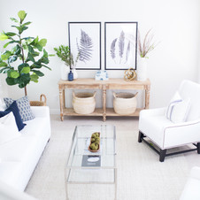 Sitting Room Design by Laura Design and Co