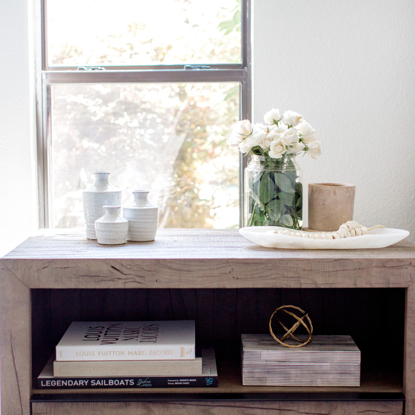Nightstand by Laura Design and C