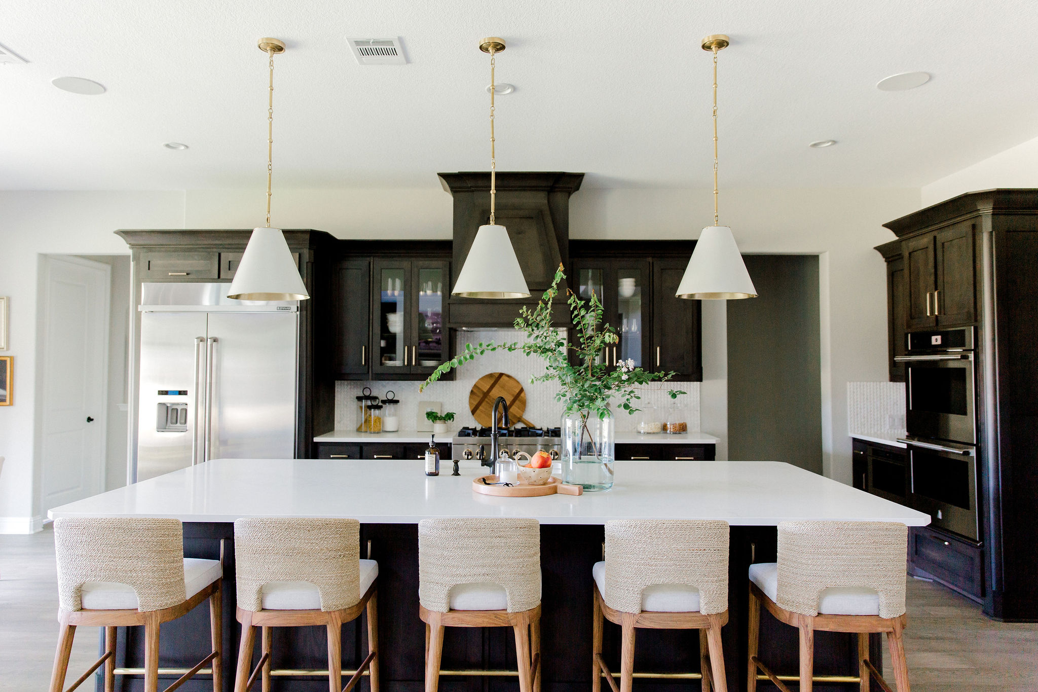 Kitchen design by Laura Design and Co, D