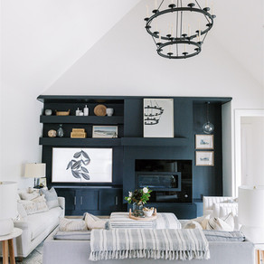 California Cool Reveal, Part 2: Living Room Reveal