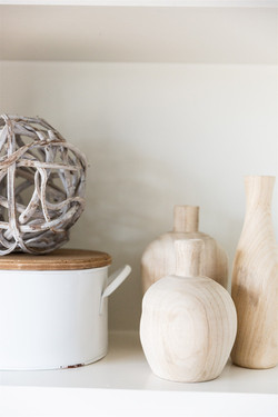 Shelf Styling by Laura Design & Co, Dall