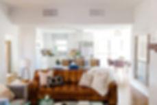 Laura Design & Co living room design, Da