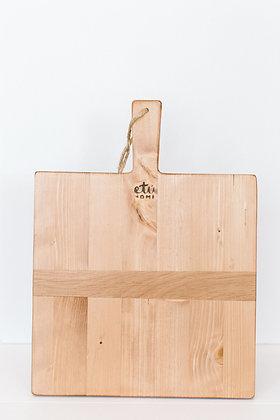 Pine Charcuterie Board, Small