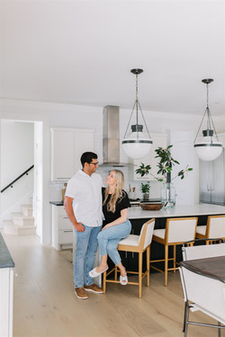 Josh and Laura Christian, Dallas interior design firm owners of Laura Design and Co