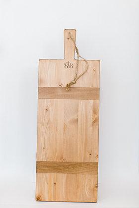 Rectangle Pine Charcuterie Board