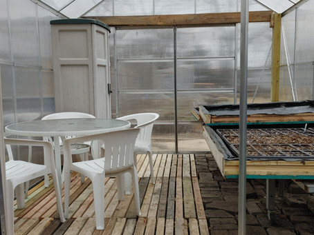 Greenhouse expansion