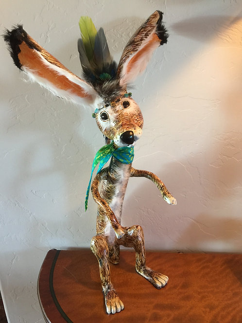 Turquoise Jack Rabbit
