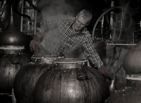 The definition of small batch distilling