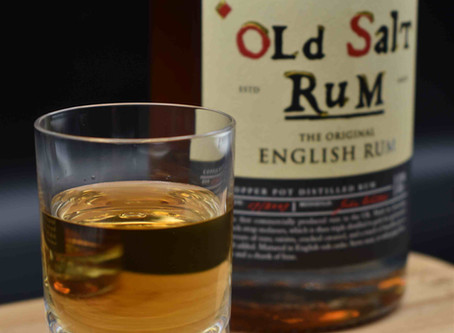 A distiller's guide to English rum