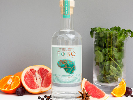 Introducing: FIBO, a low alcohol spirit