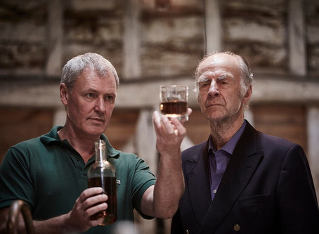 New collaboration: Sir Ranulph Fiennes' Great British Rum