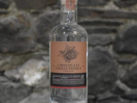 New Shop Arrival: Chocolate Chilli Vodka Liqueur