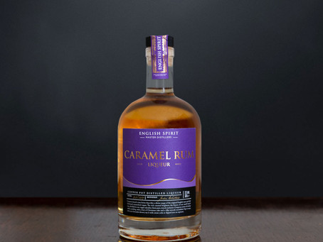 New Product: Caramel Rum Liqueur