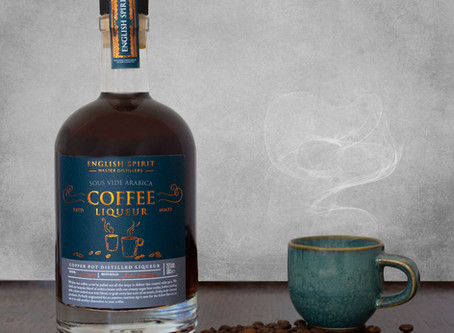 Introducing: Coffee Liqueur