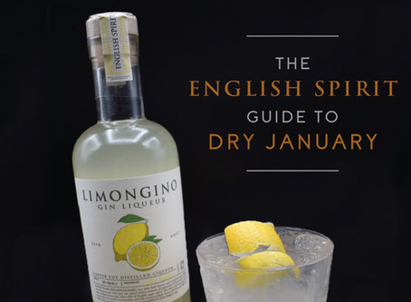 The English Spirit Guide to Dry January