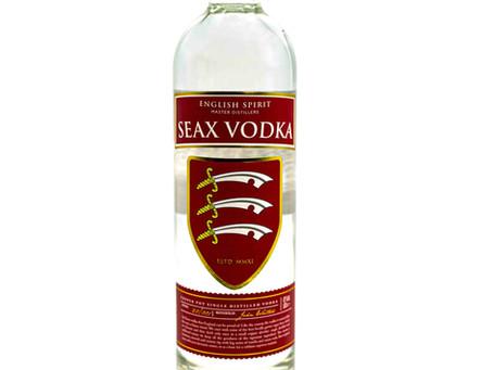 New product: Seax Vodka