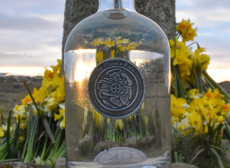 St Piran's Rum: White Rum with Cornish Soul