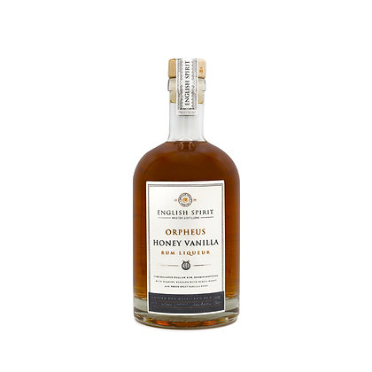 Orpheus: Honey Vanilla Rum Liqueur