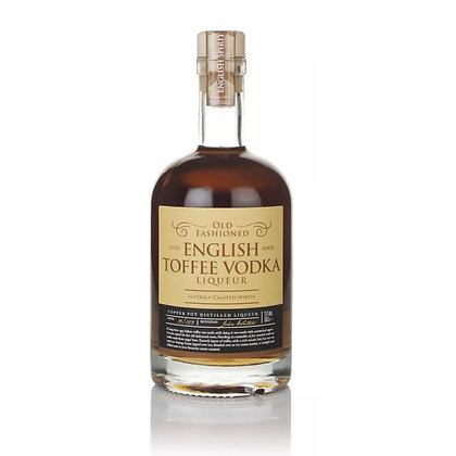 English Toffee Vodka Liqueur