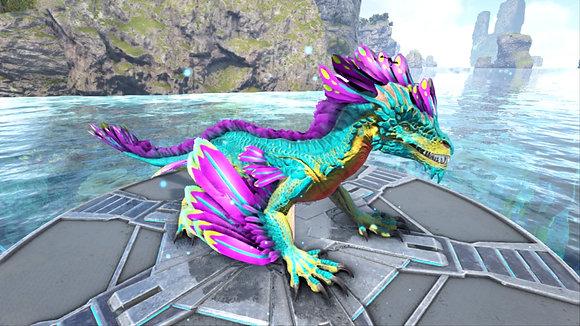 Rock drake clone 190 unleveled