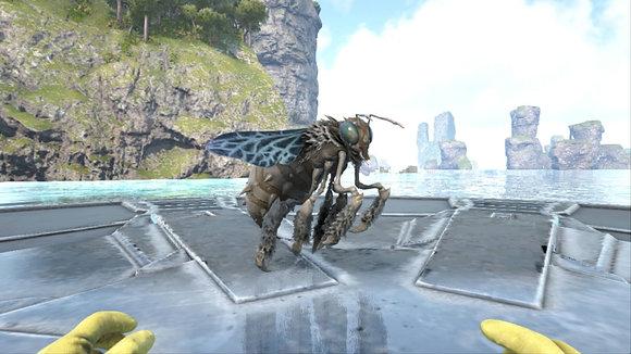 Giant Queen Bee