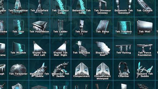 PS PvE Tek building service