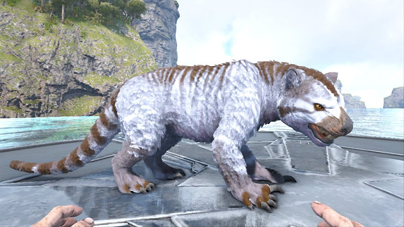 Thylacoleo lvl 377 unleveled