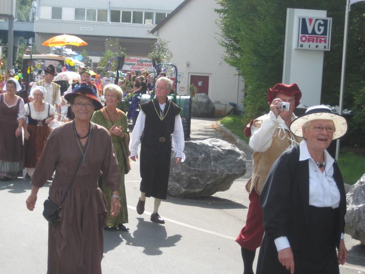 Kirmesumzug 2010