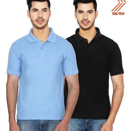 Comfortable Men's T-shirt Combo