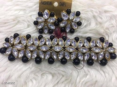 Arya Fancy Alloy Women's Jewellery Sets Vol 12