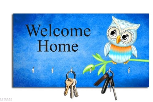 Dream Home Attractive Wooden Key Holders Vol 2 Only First