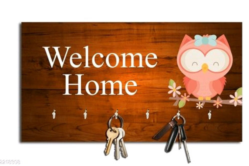 Dream Home Attractive Wooden Key Holders Vol 1 Only First