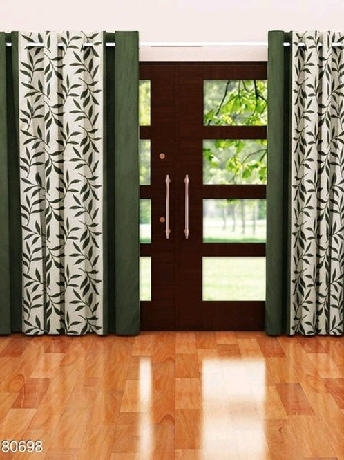 Classic Polyester Door Curtains Vol 2