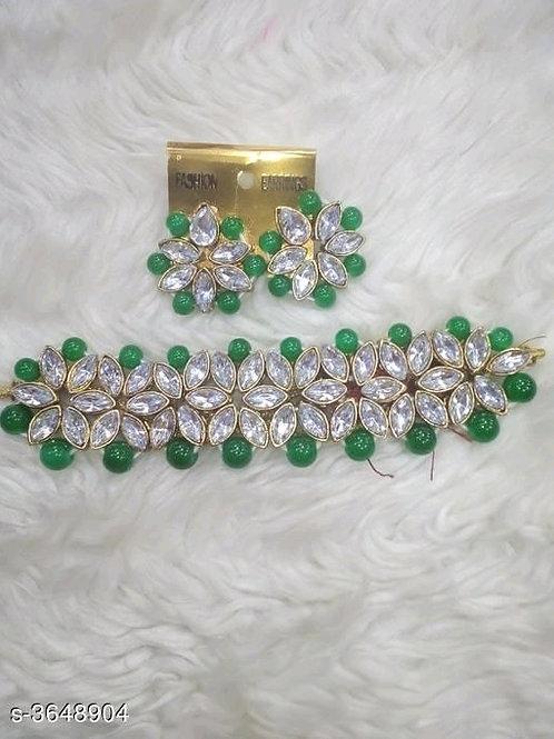 Arya Fancy Alloy Women's Jewellery Sets Vol 11