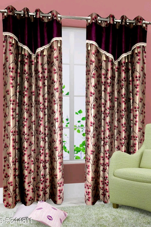 Classic Stylish Curtains & Sheers VOL8
