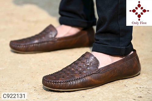 Brown Men's Casual Loafer