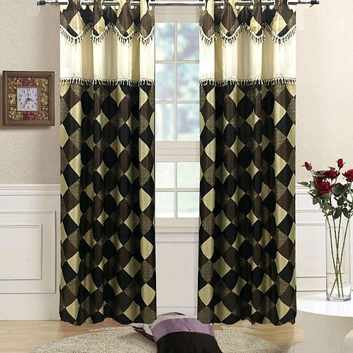 Classic Stylish Curtains & Sheers VOL7