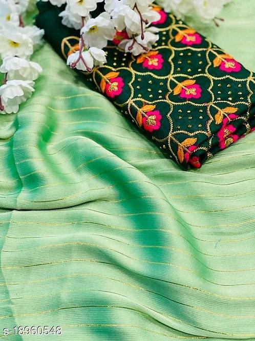 Aishani Fashionable Sarees vol5