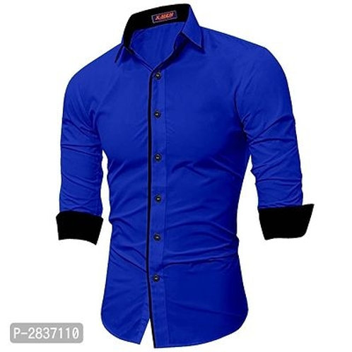 Best Selling Cotton Solid Shirts For Men